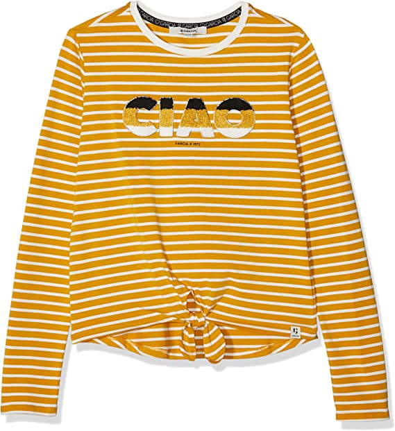 Garcia Kids M/ädchen Langarmshirt