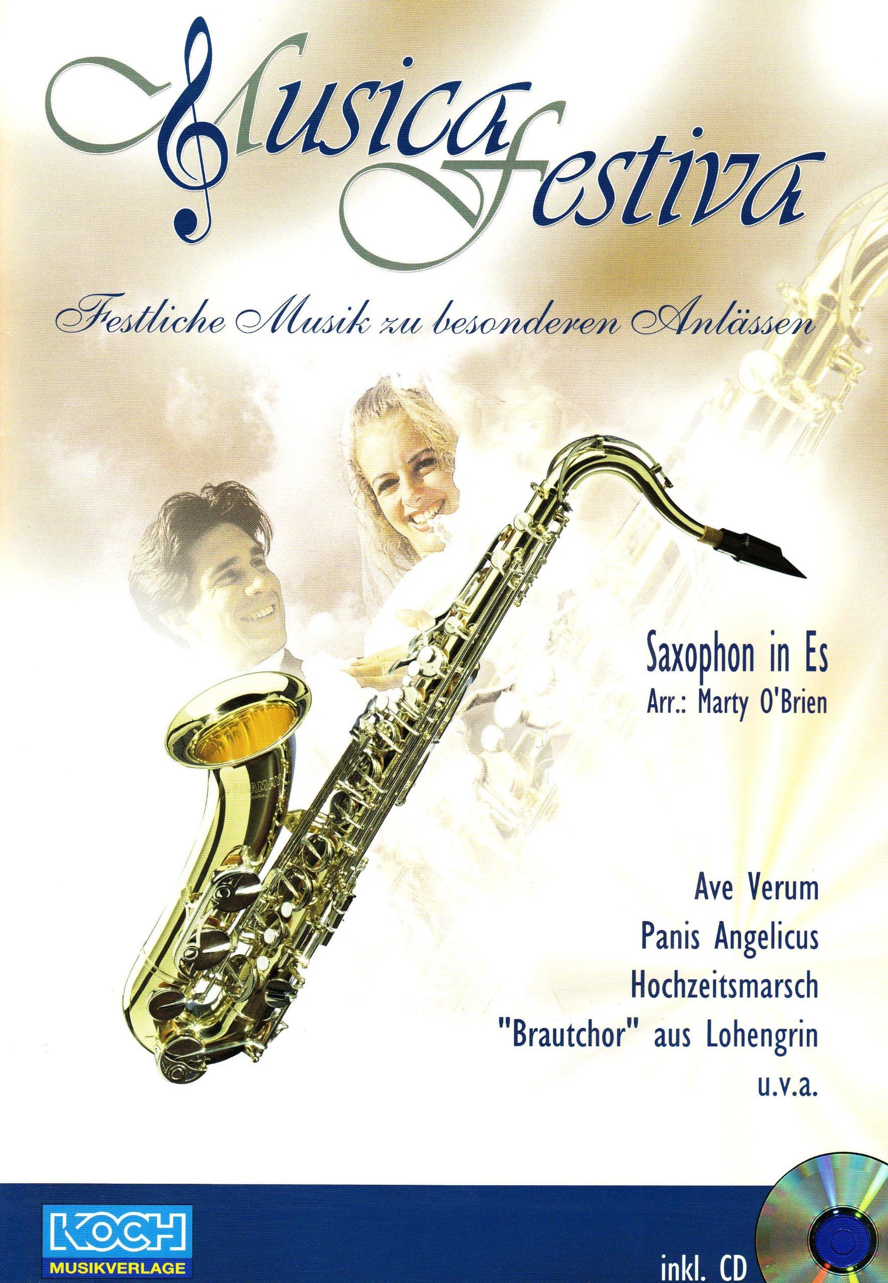 Musica Festiva. Saxophon
