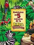 Aventuras En 5 Minutos de la Biblia Aventura (Adventure Bible)