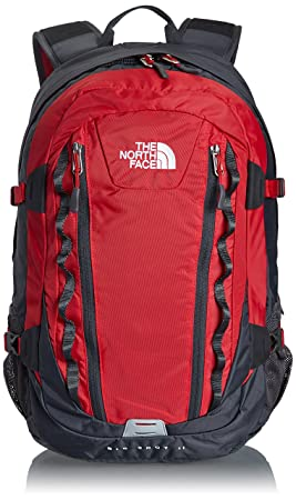 3bf3c16ce9 The North Face Big Shot II Backpack - TNF Red/Asphalt Grey, One Size ...