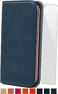 f502f05345 steady advance 最高級 本革 (牛革) Galaxy S7 Edge ギャラクシー S7 エッジ 用