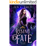 Rising Fate (Wolf Moon Academy Book 3)