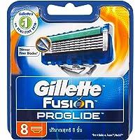 Gillette Fusion ProGlide Manual Men's Shaving Razor Blade Refill, 8 Pack, Mens Razors / Blades