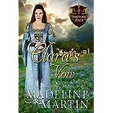Clara's Vow (Borderland Rebels Book 3)
