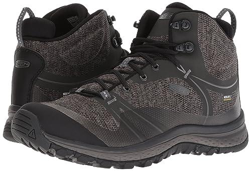 KEEN Terradora Waterproof Mid, Zapatos de High Rise Senderismo para Mujer: Amazon.es: Zapatos y complementos