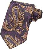 New Classic Striped Check Paisley JACQUARD WOVEN Silk Mens Tie Necktie