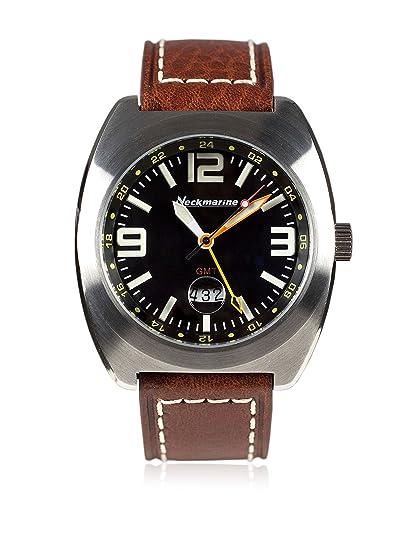 Neck Marine Reloj NK871201M Marrón/Negro