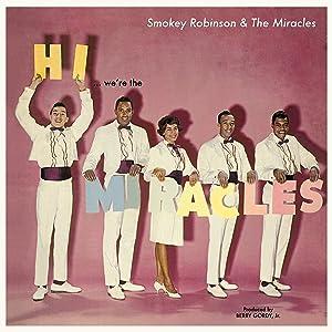Hi We'Re The Miracles + 5 Bonus Tracks