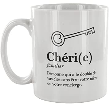 Mug Dfinition Chrie Blanc Cramique La Chaise Longue 37 1K 202