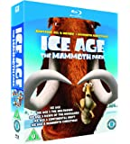 Ice Age 1-4 And Mammoth Christmas: The Mammoth Pack (5 Blu-Ray) [Edizione: Regno Unito] [Import anglais]