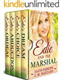 Edie and the Marshal: The Complete Boxed Set (Mail-Order Brides of Crawford's Creek Book 1)