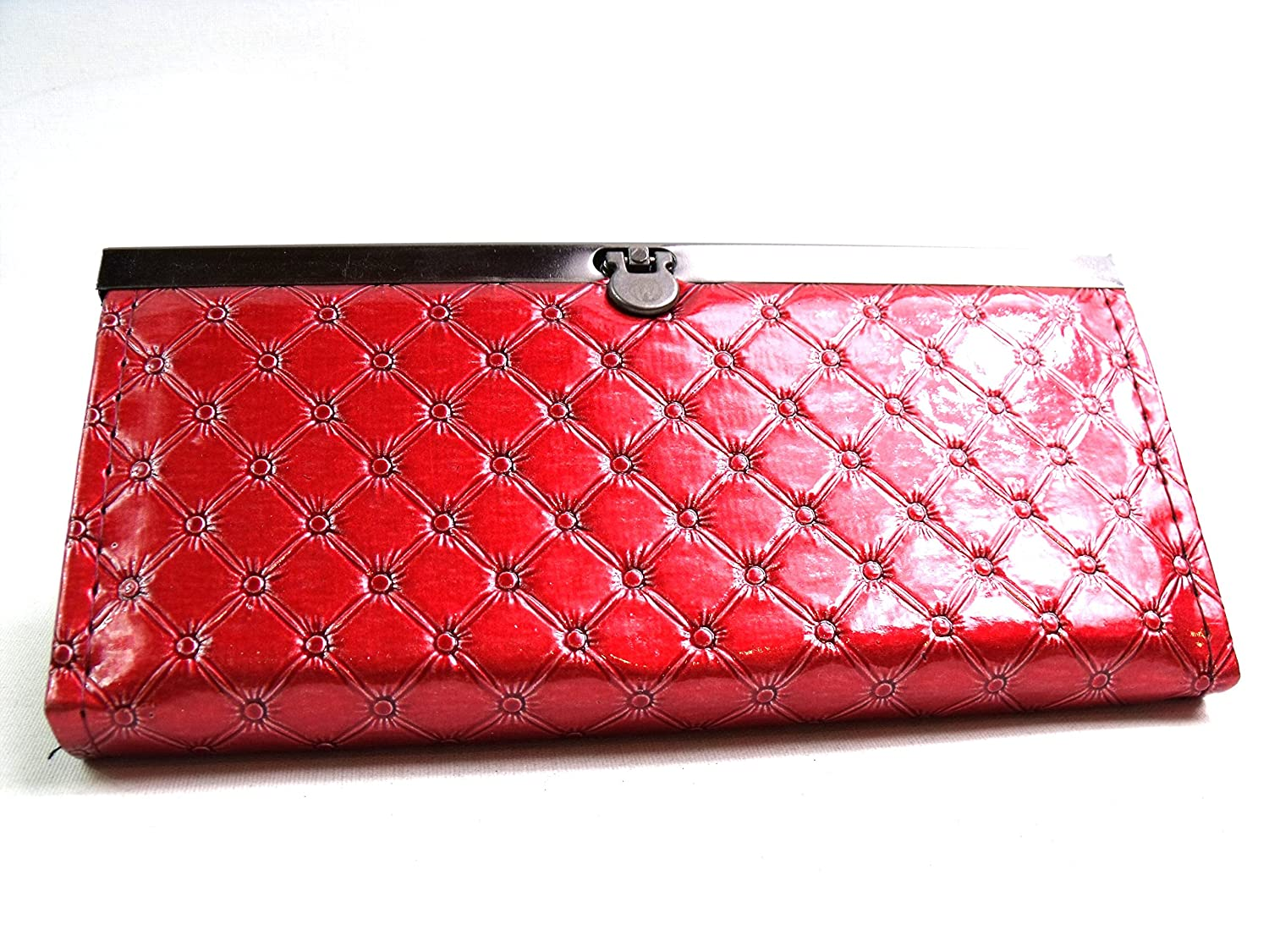 The Leather Emporium Adult Pu Leather Clutch