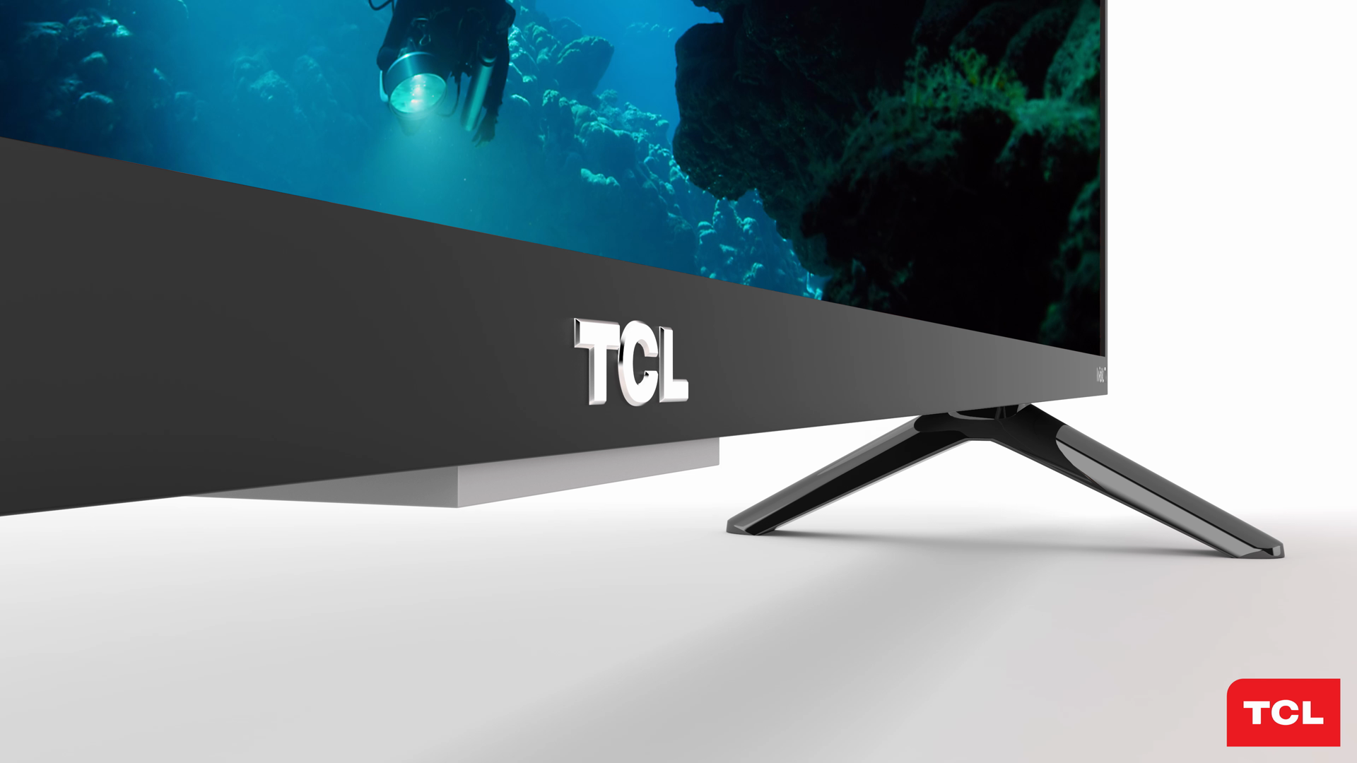 TCL 43S425 CA 4K Ultra HD Smart LED Television 2019 43