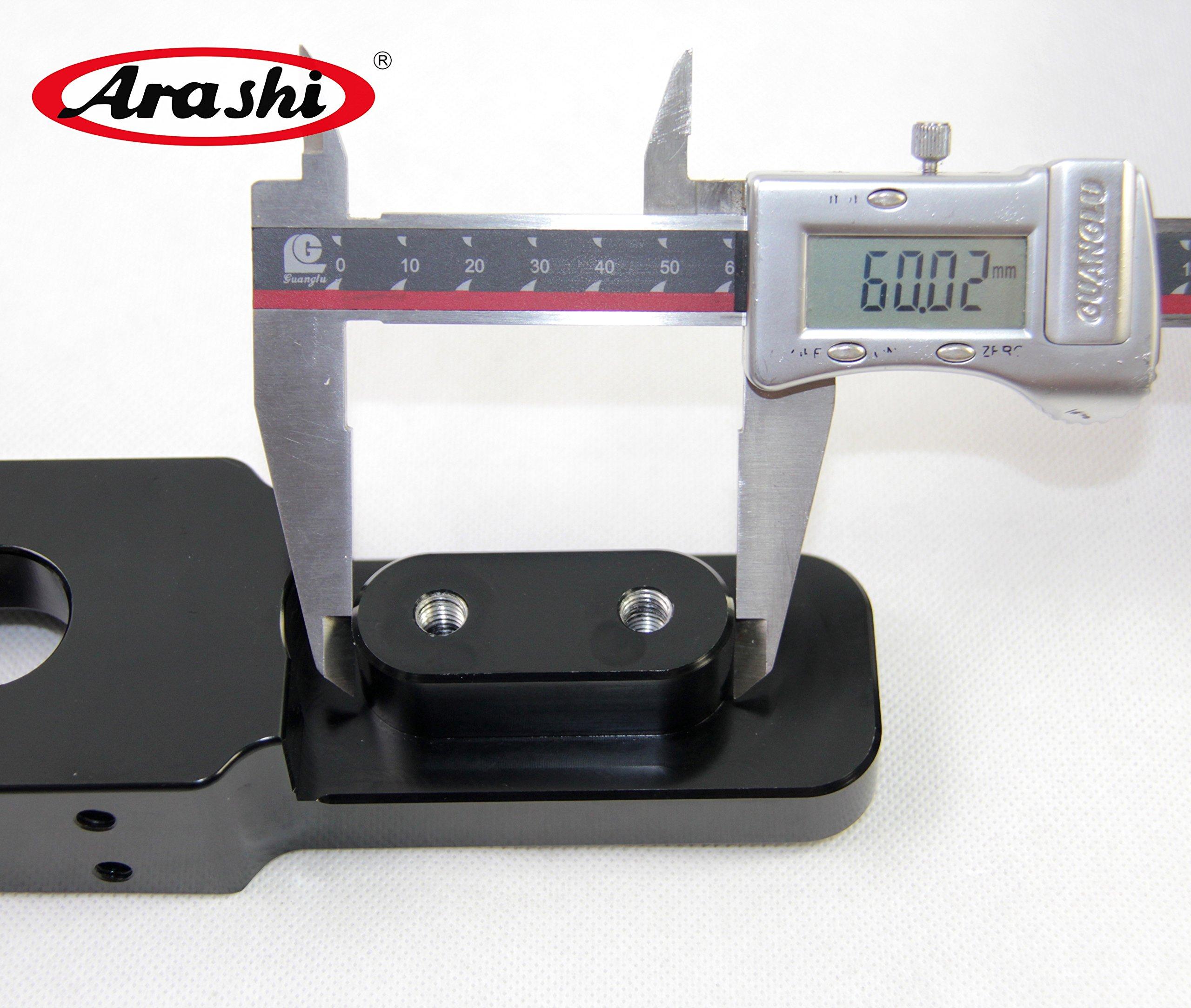 Arashi Swingarm Extended Kit Swing Arm Extension for Honda CBR1000RR by Arashi (Image #5)