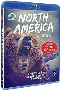 North America + Photo Booklet [Blu-ray]