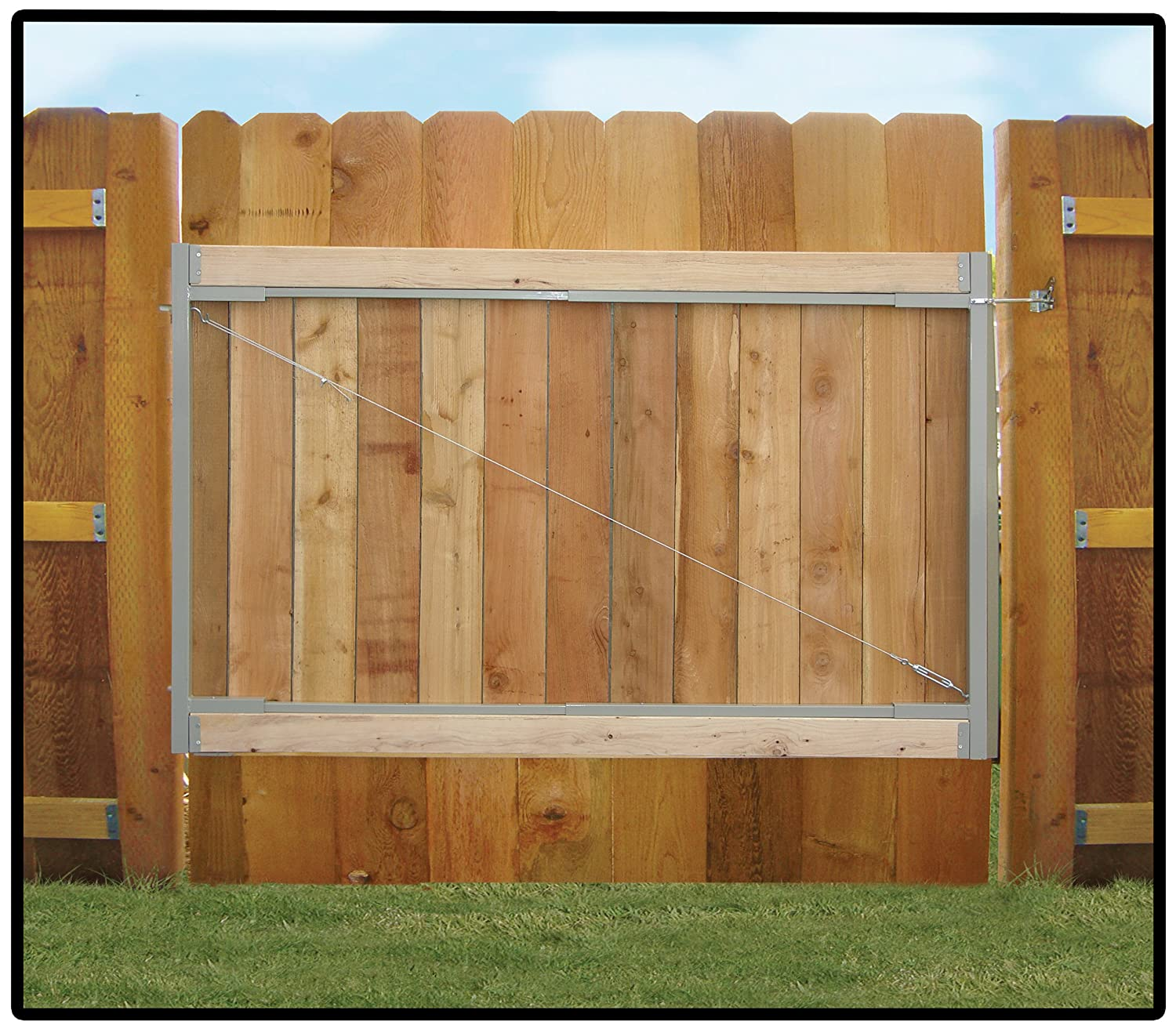 Wooden Childrens Fence Gorgeous Home Design