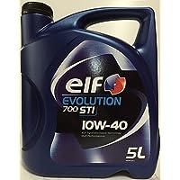 Elf 1951052031 - Aceite semisintã‰Tico Evolution 700 STI 10w40 5l