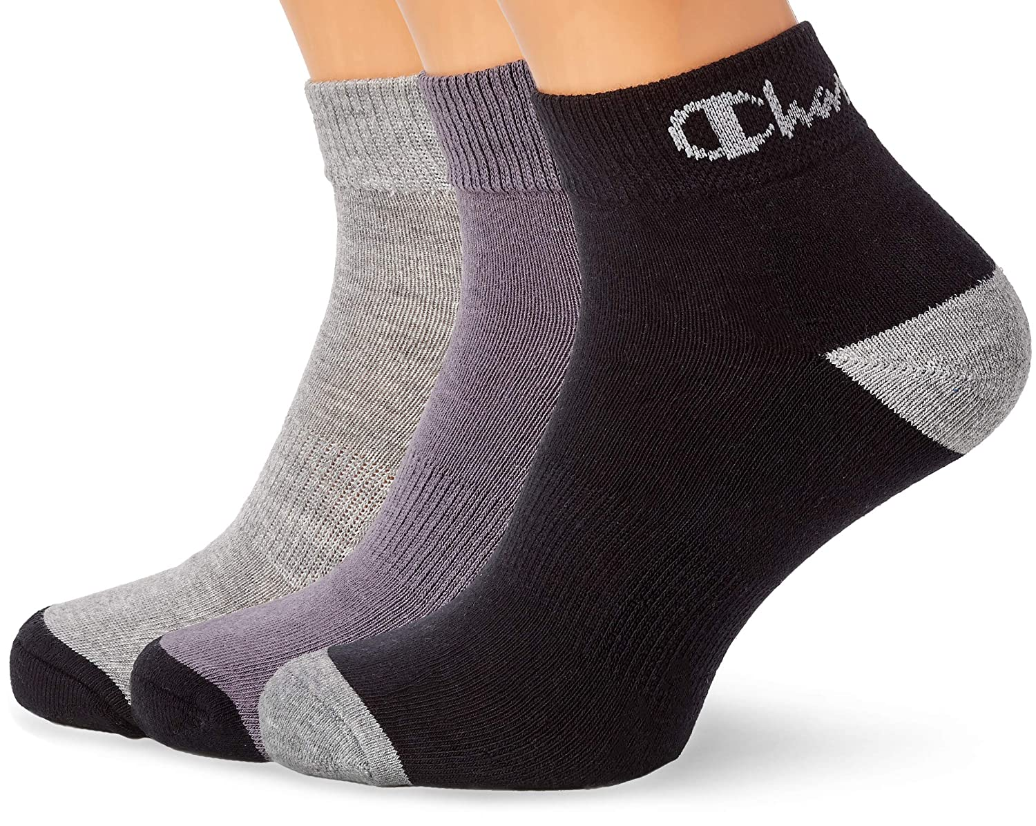 Champion Mens Performance Ankle Sportswear Pack of 3