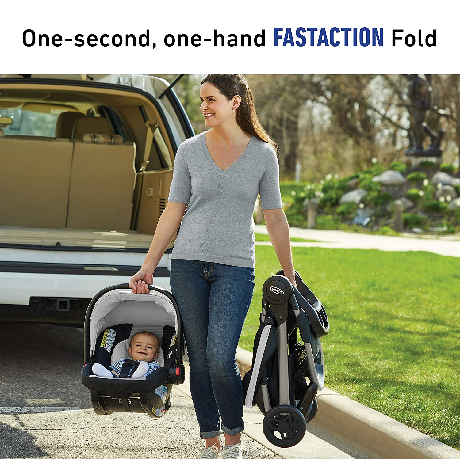 Redmond Exclusive Includes Quick Folding Stroller and SnugRide 35 ...