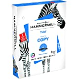 Hammermill Printer Paper, 20 lb Tidal Copy Paper, 3 Hole - 1 Ream (500 Sheets) - 92 Bright, Made in the USA