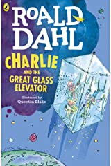 Charlie and the Great Glass Elevator (Charlie Bucket Series Book 2) Kindle Edition