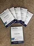 2019 CFA Level 1 Kaplan Schweser: Books 1-5, Practice Exam Vol 1-2, QuickSheet