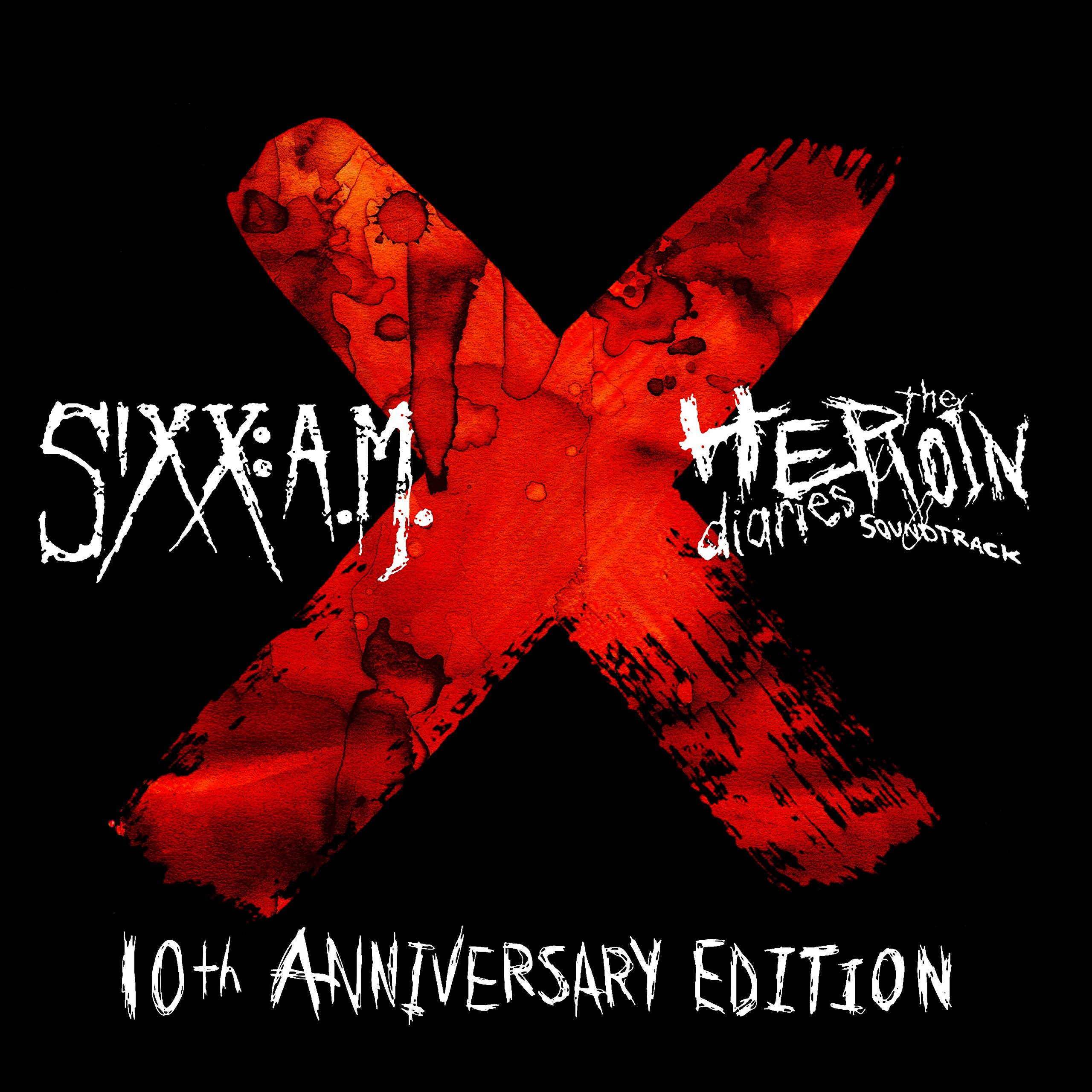 The Heroin Diaries Soundtrack: 10th Anniversary Edition Deluxe Vinyl by Eleven Seven Music