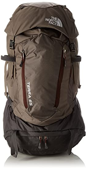 477d3b5fb9 The North Face T0A1N9TKM. SM Sac à Dos Homme, Falcon Brown/Sequoia Red