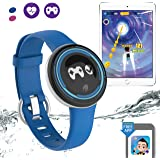 PAI Technology PaiBand Kids Activity Tracker IP67 Water Resistant Fitness Tracker as Step Counter Sleep Monitor Pedometer Smart Bracelet with Motion Sensor Game