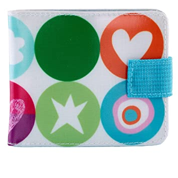 Agatha Ruiz de la Prada 18377 - Monedero iconos: Amazon.es ...