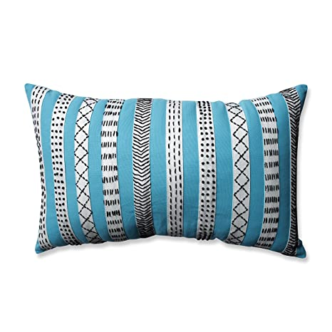 Amazon.com: Almohada perfecto Tribal Bandas rectangular ...
