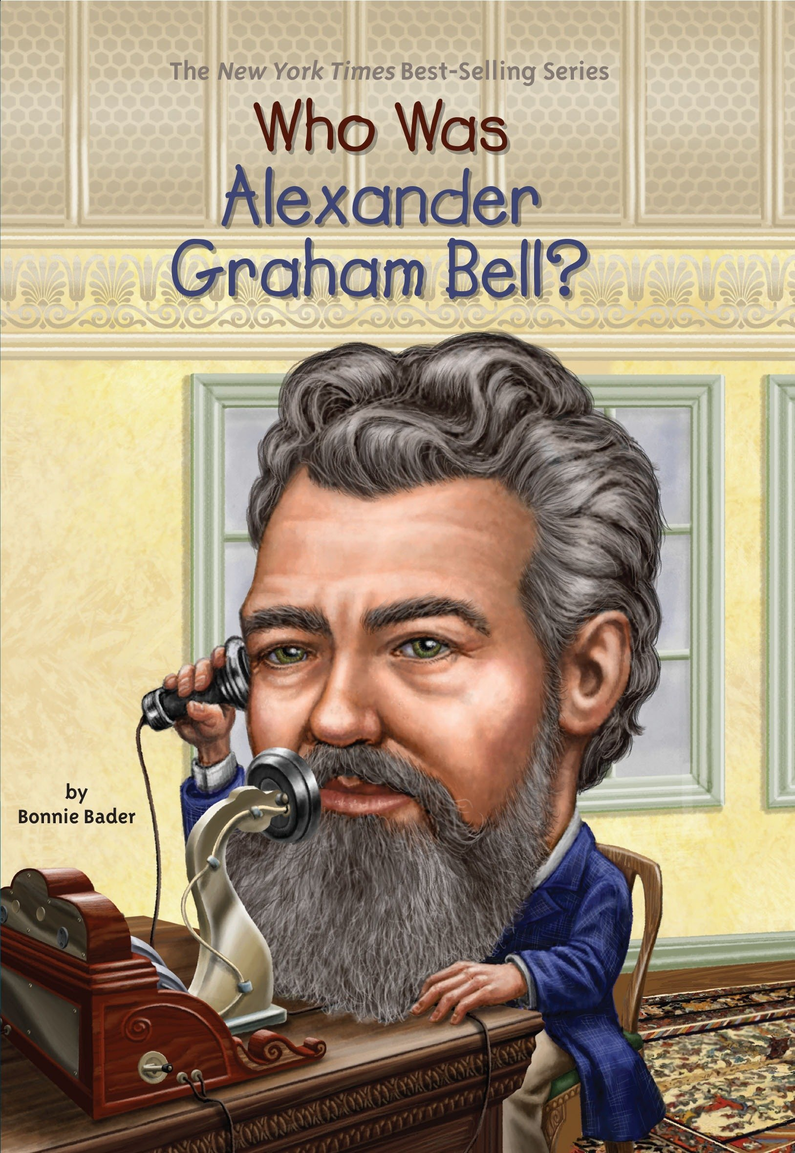 Buy Who Was Alexander Graham Bell Book Online At Low Prices In