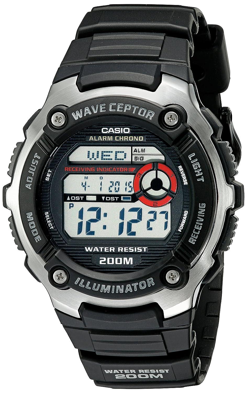 Casio WV200A-1AV - Reloj de pulsera hombre: Amazon.es: Relojes