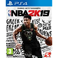 NBA 2k19 Video Game (PS4)