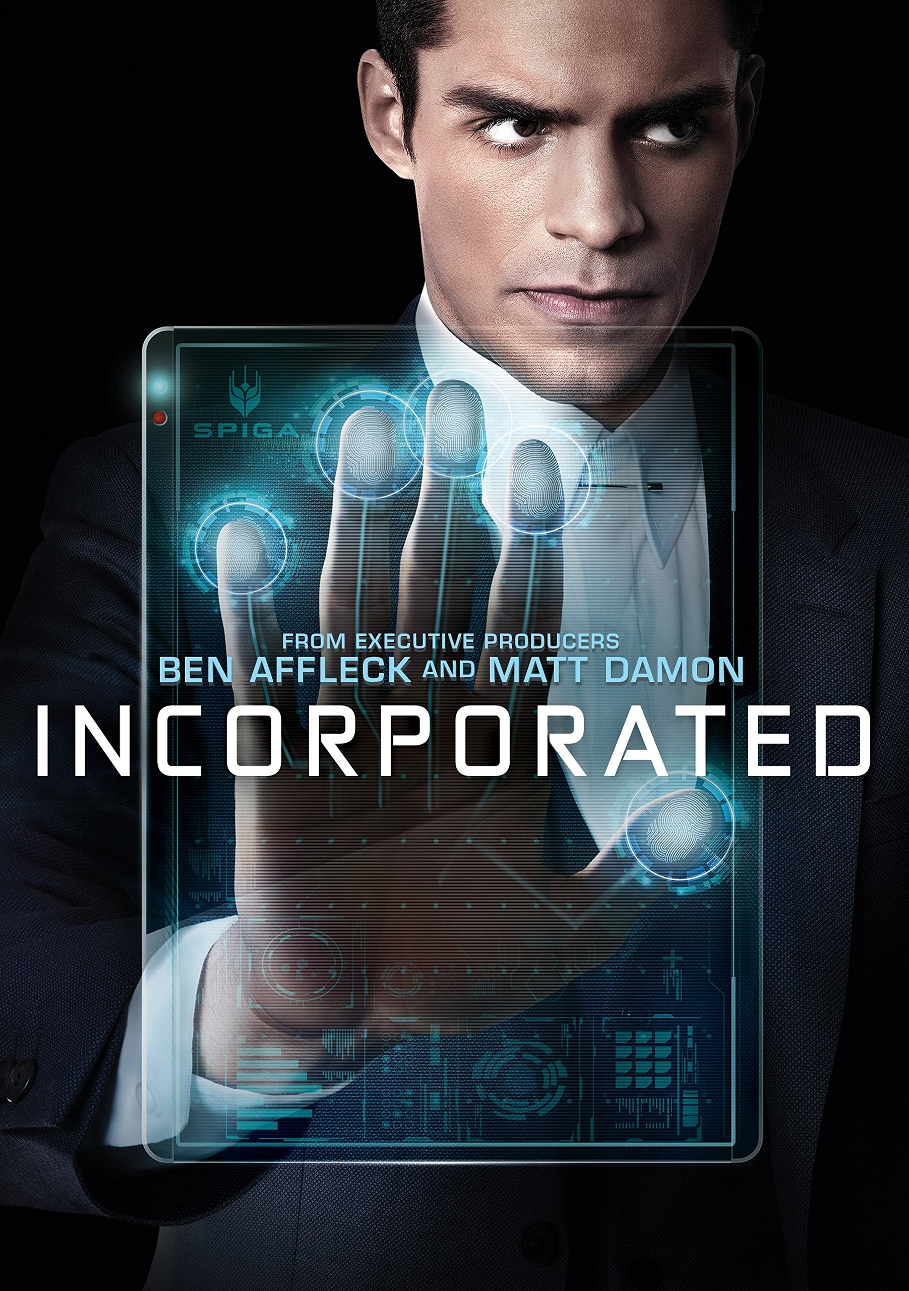 DVD : Incorporated: Season One (AC-3, , Widescreen, Amaray Case, 3 Pack)