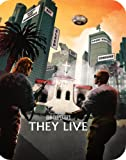 They Live [Limited Edition Steelbook] [Blu-ray]