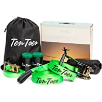 Ten Toes Slackline Kit with Training