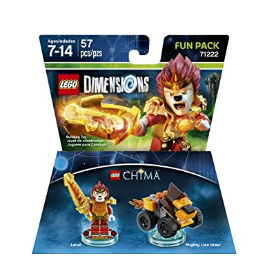 Chima Laval Fun Pack - Lego Dimensions: Video Games