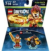 LEGO Dimensions Fun Pack Chima Laval - Chima Laval Edition