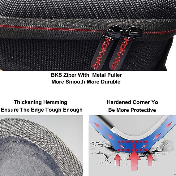 kokako bolsillos móvil para Omron M400 m400it Tensiómetro de brazo: Amazon.es: Salud y cuidado personal