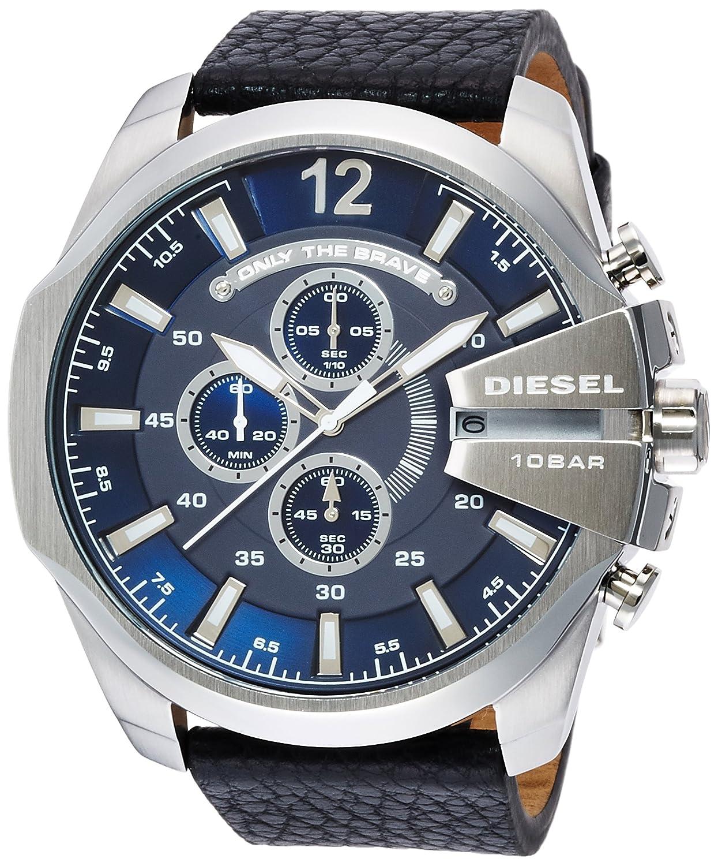 1d7bbd5fd9 Amazon | (ディーゼル) DIESEL メンズ 時計 TIMEFRAME DZ4423 | メンズ腕時計 | 腕時計 通販