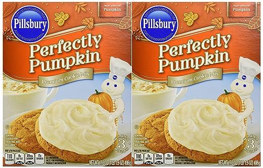 Pillsbury perfectamente calabaza mezcla Premium de Cookie (2 ...