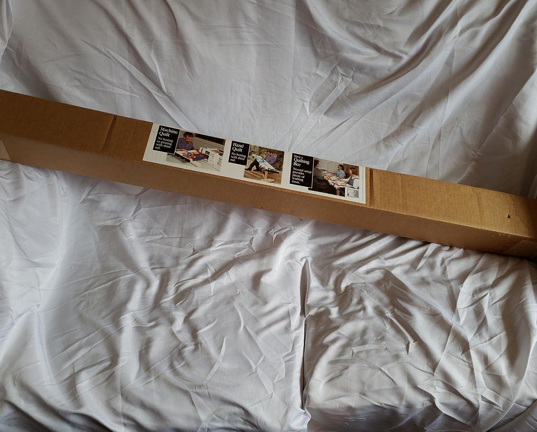 Amazon.com: John Flynn\'s Portable Machine Quilting Multi Frame W/ 48 ...