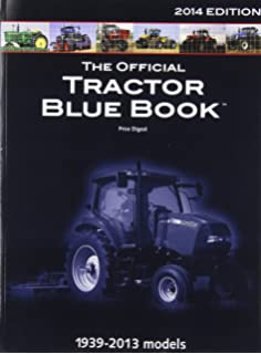 Tractor Blue Book >> The Official Tractor Blue Book 2012 Mike Hall 9781599695136