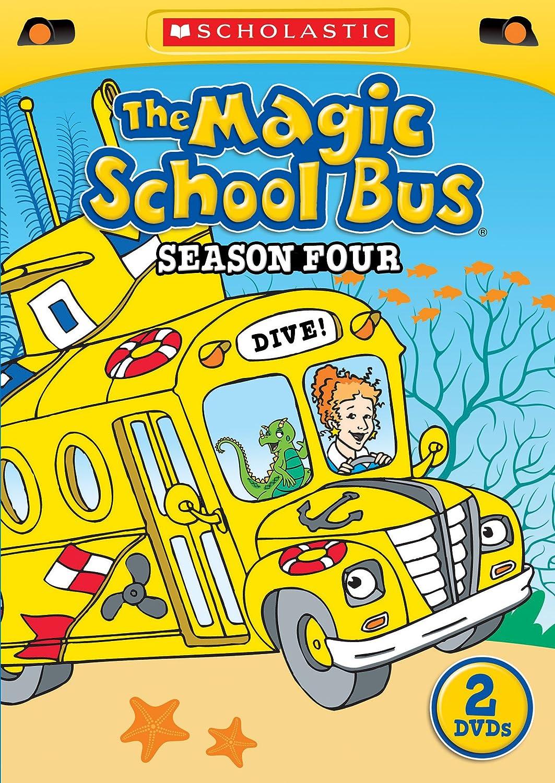 Amazon.com: Magic School Bus: Season 4: Lily Tomlin, Stuart Stone, Daniel Desanto, Maia Filar, Tara Meyer, Erica Luttrell: Movies & TV