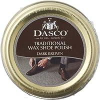 Dasco Cera para zapatos - Marrón oscuro