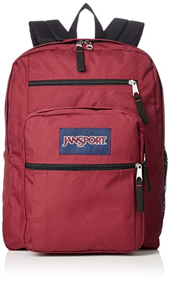 850f54197ac0 Image Unavailable. Image not available for. Colour  Jansport 34 Ltrs Viking  Red School Backpack ...