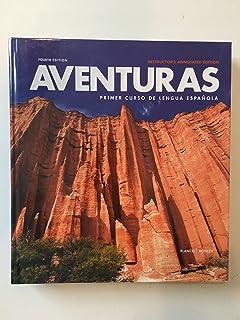 Aventuras primer curso de lengua espanola 3rd edition bonley aventuras 4th edition fandeluxe Choice Image