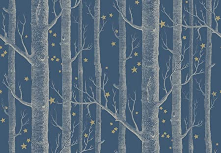 Cole Son Whimsical Woods Stars Wallpaper 10311052