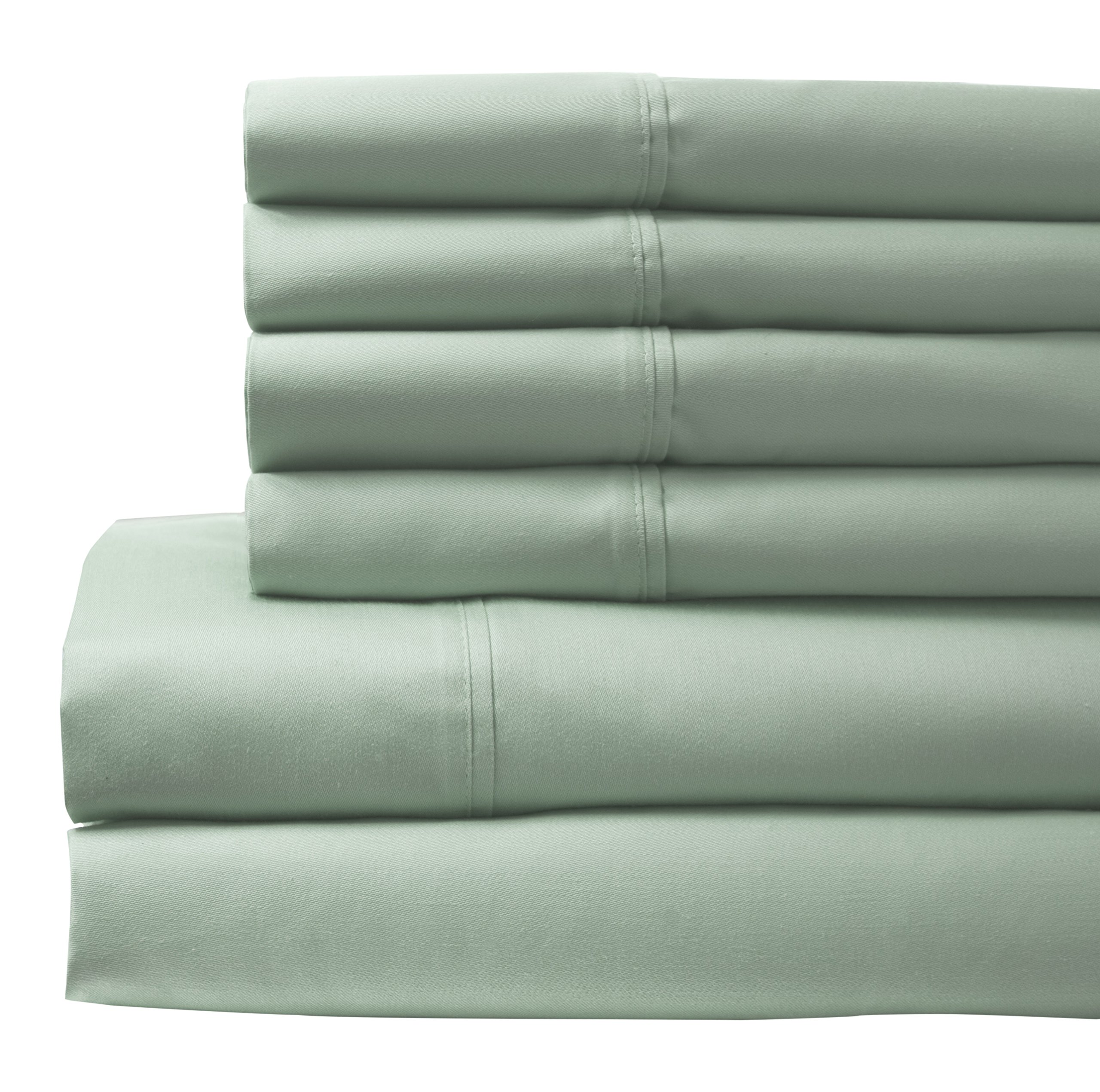 Elite Home Products 400SSFU425COBO Full T400 100% Cotton Bonus Sheet Sets, Spa